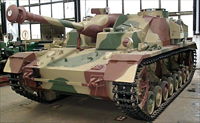 surviving german stug iv sturmgeschütz tank destroyer sd kfz 142