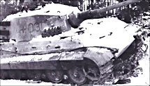Surviving Tanks from the Battle of the Bulge and their location