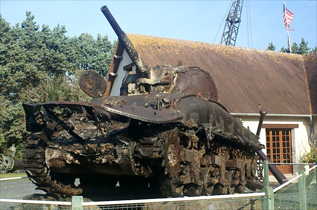 dd tank d day - photo #4