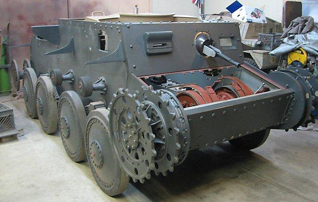 German 50 Mm Anti Tank Gun: Replica Marder III Ausf. H Self-propelled Anti-tank Gun At