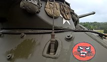 rebuilt M36 Jackson Tank Destroyer Easy Tiger