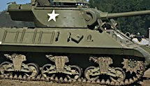 Surviving M36 Jackson Tank Destroyer