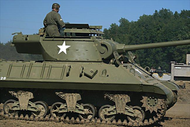 M36 tank destroyer - Wikipedia