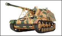 1:35 Scale German Self Propelled Gun Model Kits