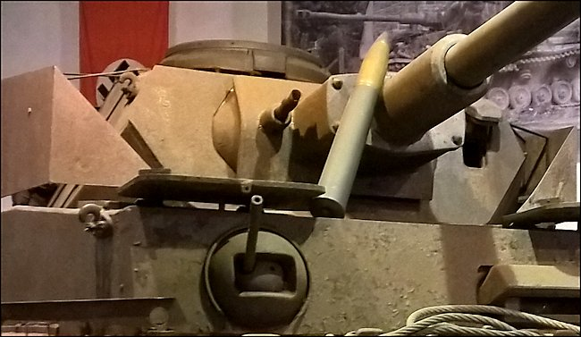 Panzer IV Ausf H at the Normandy Tank Museum