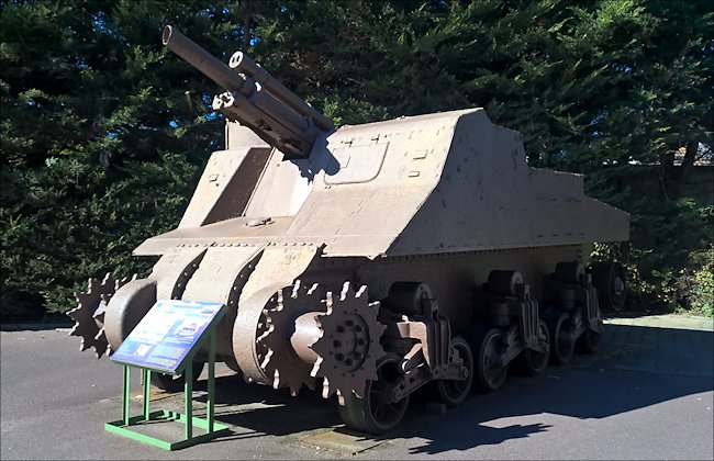Surviving M7 Priest