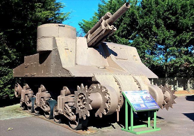 Preserved M7 Priest