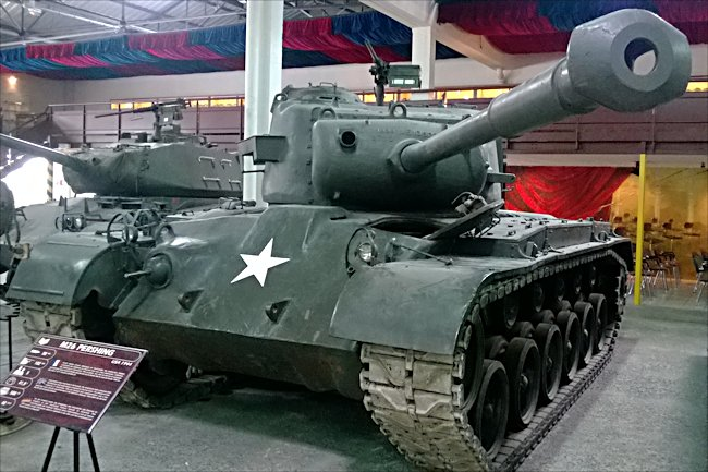 Tanks guns rock n roll surviving restored ww2 tanks m26 pershing even before the allies landed in normandy on d day they were aware that the m4 sherman tank had a lot of weaknesses compared with the german tanks publicscrutiny Gallery