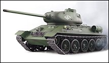 radio controlled Tanks