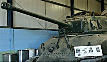 Surviving Allied WW2 Sherman M4A1 Tank with a 76mm gun