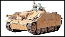 1:35 Scale Military StuG III Tank Destroyer Model Kits