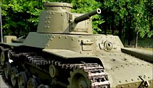 Surviving Type 97 Chi-Ha Japanese Medium Tank