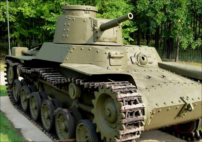 Type 97 Chi-Ha Medium Tank of the - 80.6KB