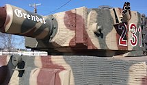 German WW2 Tiger I Heavy Tank Replica in America